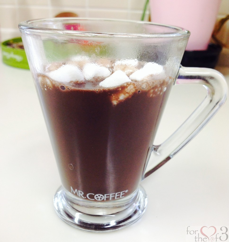 Quick and Easy Vegan Hot Chocolate